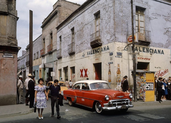 Fred Herzog: Mexico City, 1963