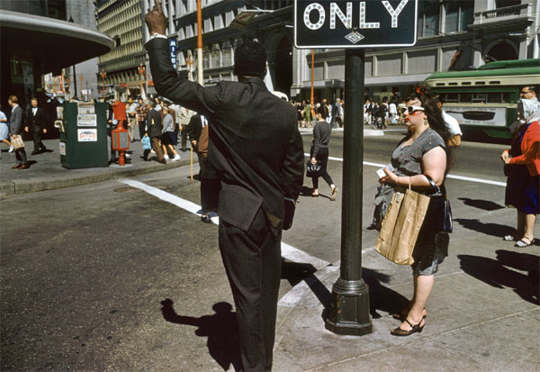 Fred Herzog. San Francisco. 1962