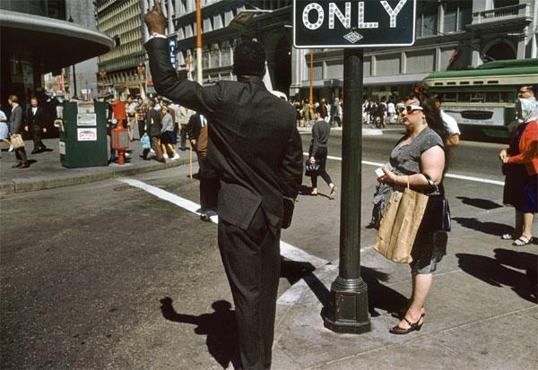 Fred Herzog. San Francisco. 1962