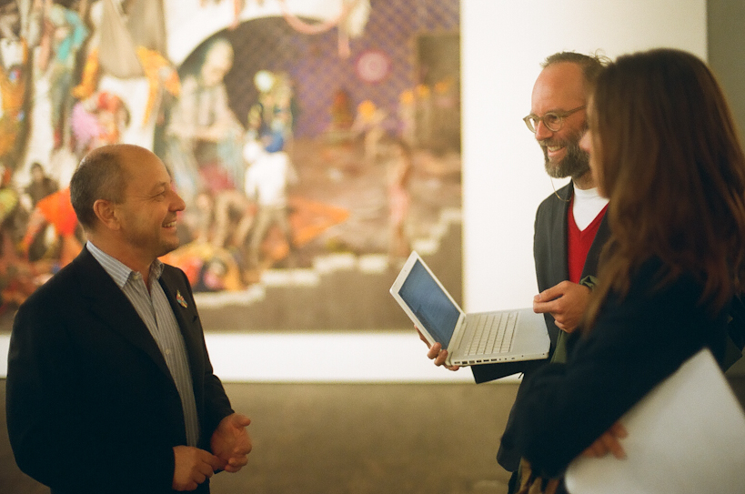 Thomas Olbricht im artberlin Interview