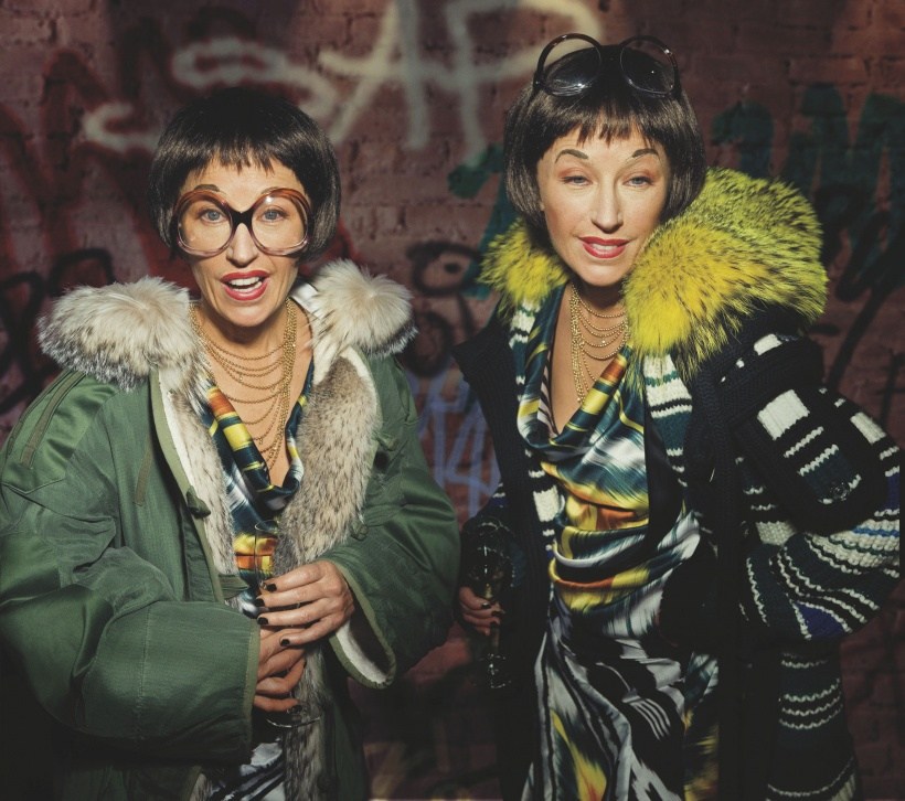 Cindy Sherman: untitled metro pictures