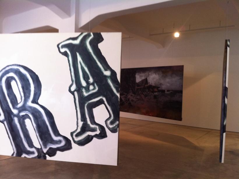 Hans Weigand bei Galerie Crone