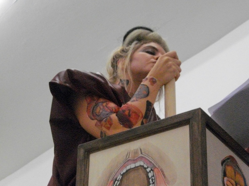 Mariechen Danz Performance