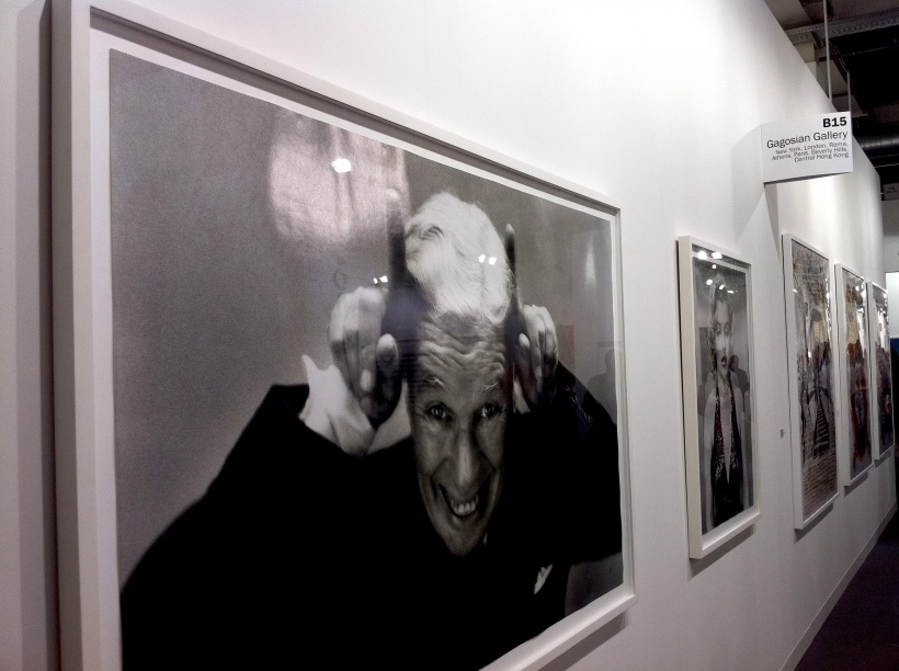 Art Basel 2011 Gagosian Gallery