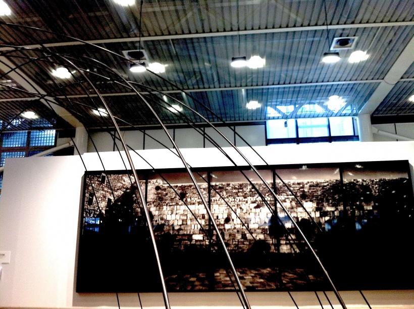 Robert Longo. Art Basel 2011