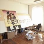 Artist Jen Ray, Studio Berlin