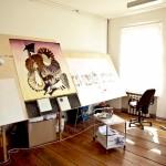 Artist Studio Jen Ray Berlin