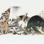 Jen Ray art; Wentrup