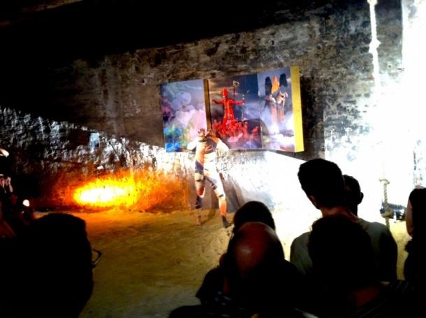 Performance Berghain