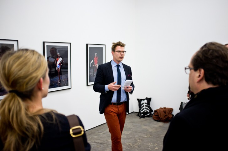 Niko Anklam Kunsthistoriker