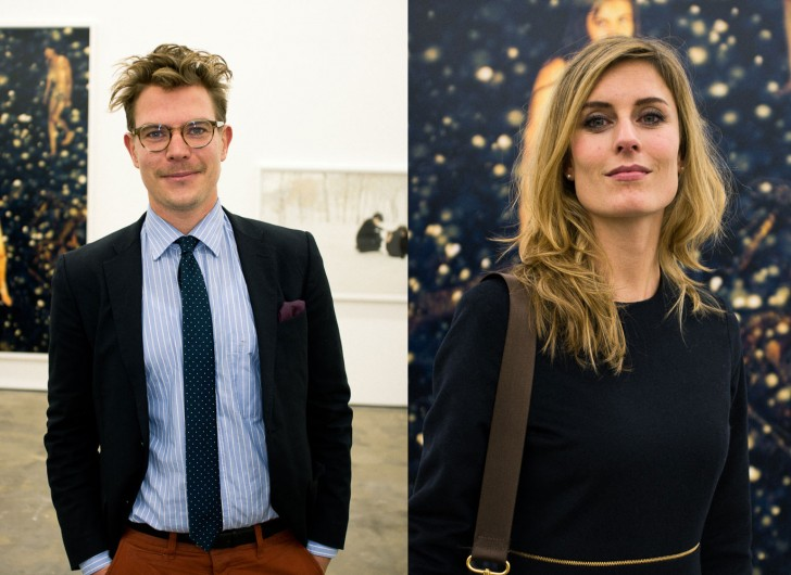 Silke Hohmann und Nico Anklam