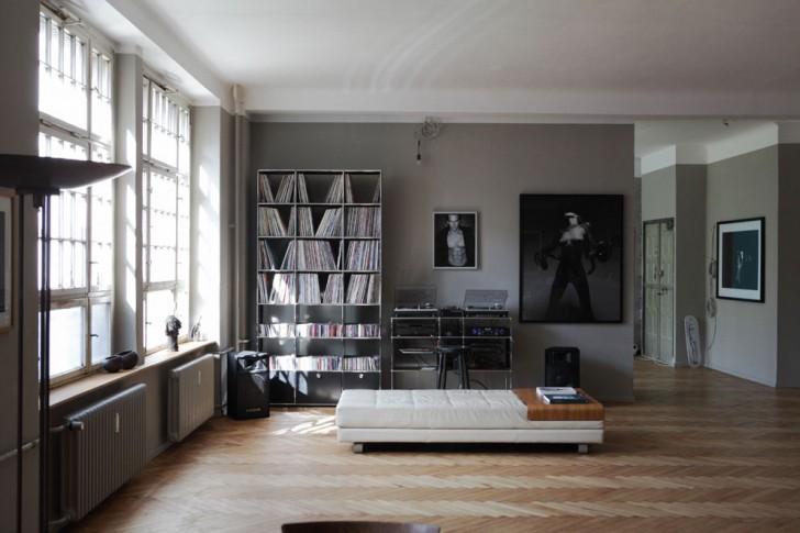 Nadine Barth: Loft und Sammlung