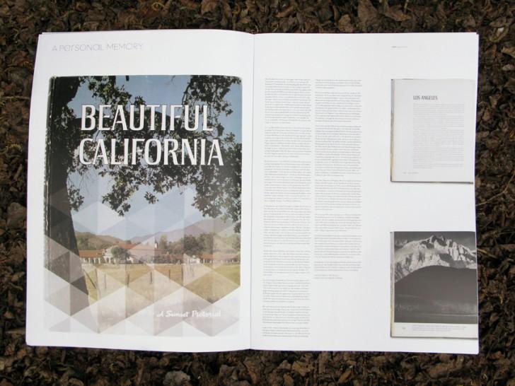 Upon Paper, Beautiful California