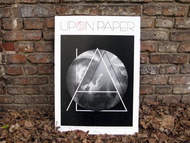 Upon Paper, Ausgabe #1