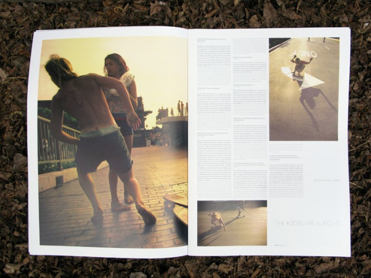 Upon Paper, Skateboard-Artikel