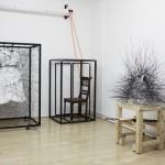 Das Atelier in Berlin von Chiharu Shiota