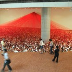 Chiharu Shiota: Over the continents