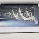 Chiharu Shiota: Skizzen zur neuen Ausstellung
