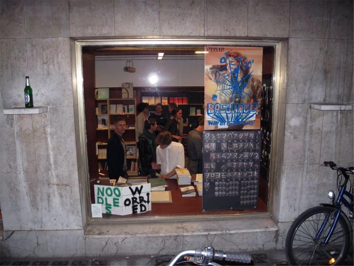 Motto Berlin Bookstore