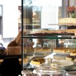 Café Oliv: hausgemachter Kuchen
