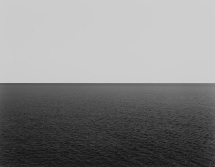 Hiroshi Sugimoto: Tyrrhenian Sea