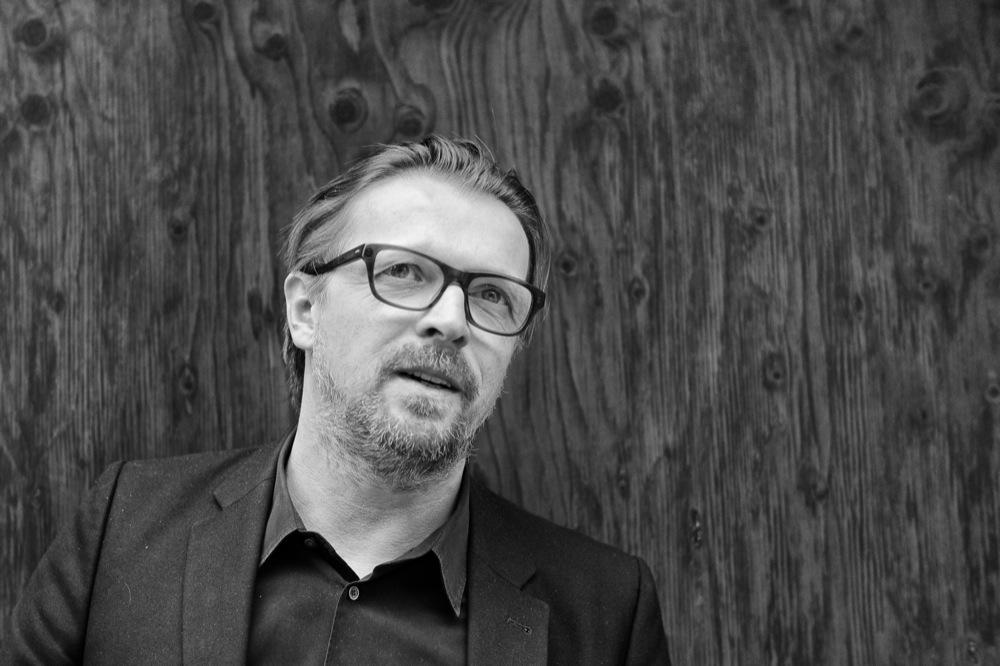 Galerist Thomas Riegger