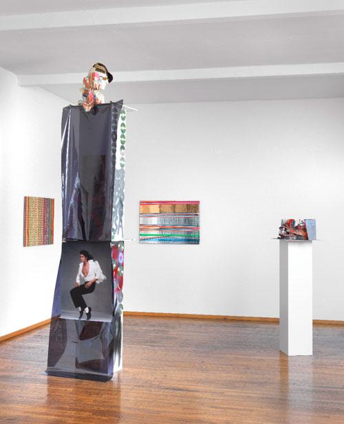 Erika Hoffmann: Zuhause in der Sammlung   ArtBerlin.de