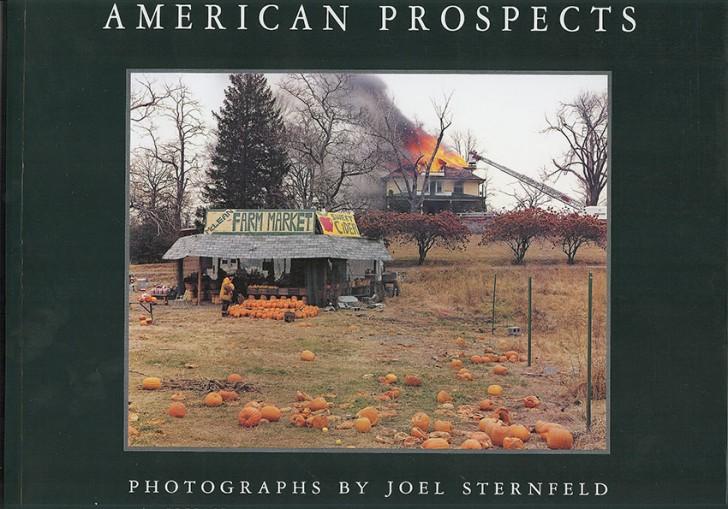 Joel Sternfeld: American Prospects Cover, 1994