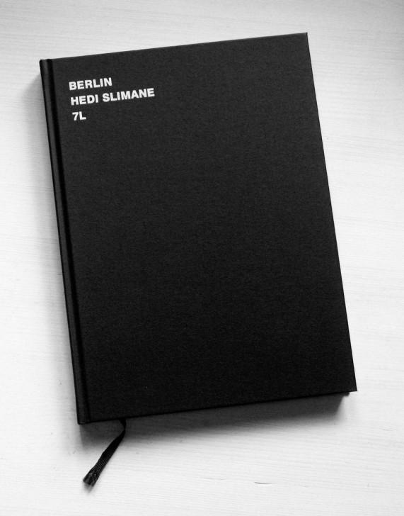 Hedi Slimane Buch