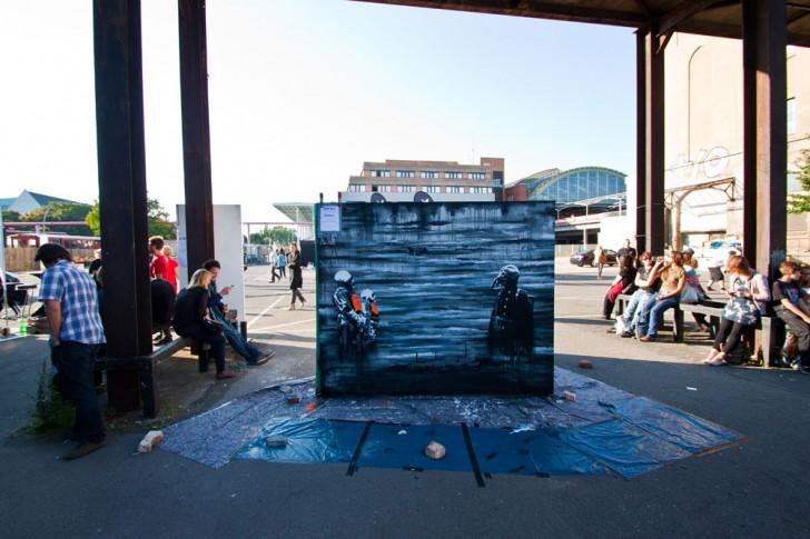 Stroke Urban Art Fair