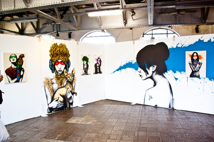 FinDac Stroke Urban Art Fair