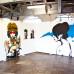 Fin stroke urban art fair