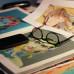 Buch mit Illustrationen von Olaf Hajek