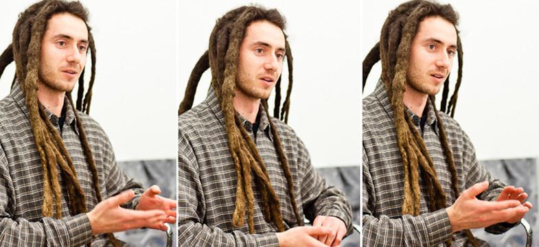 Leonardo Silaghi – ein junger Wilder in der Galerie Kornfeld