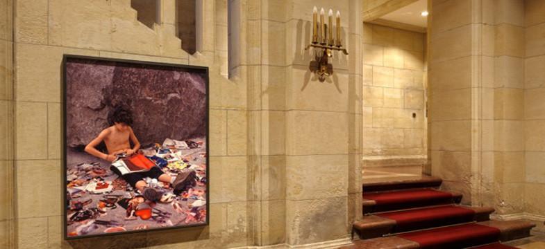Italienische Botschaft trifft Kunst: Embassy goes Contemporary
