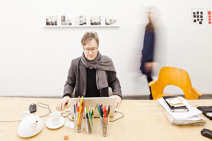 Galerist Jochen Meyer