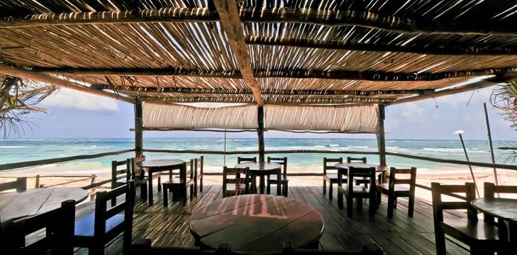 Papaya Playa Project: the restaurant