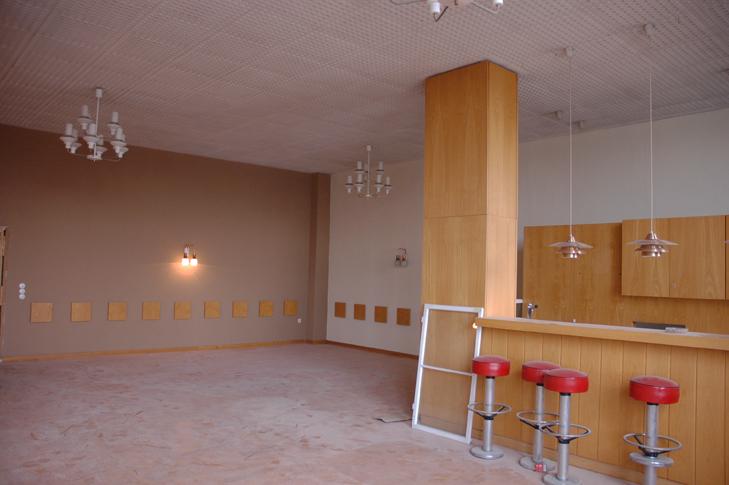 Haubrok Projects Bar