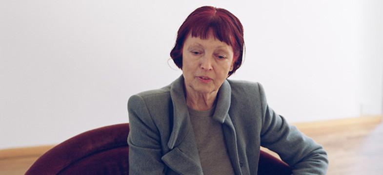 Erika Hoffmann: Zuhause in der Sammlung