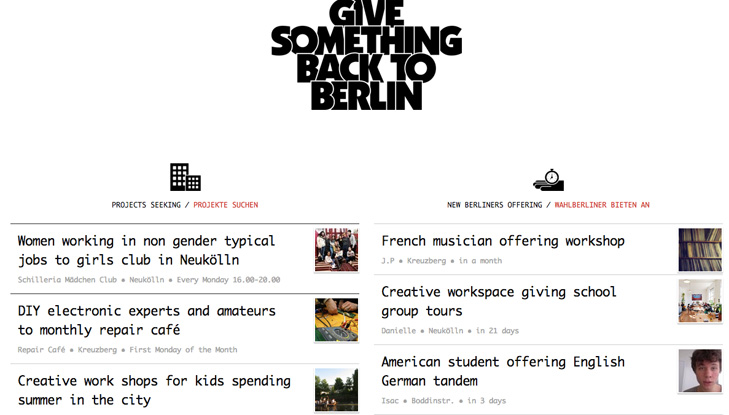 givesomethingbacktoberlin