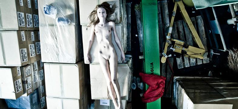 Victoria Rosenman. Vom Vernichten einer Muse