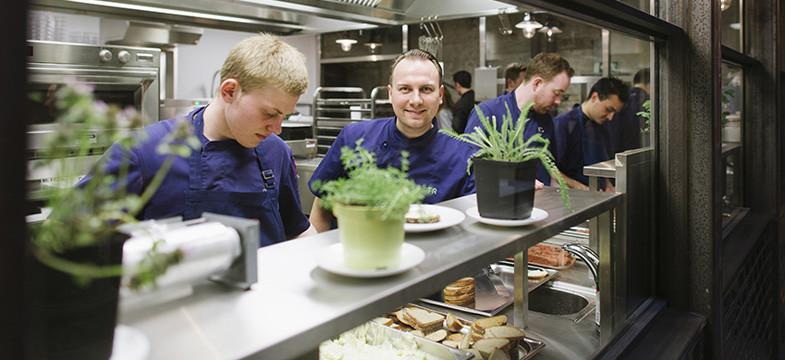 La Soupe Populaire: Das neue Restaurant von Tim Raue