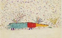 Paperworlds-Jonathan-Meese-Drachen