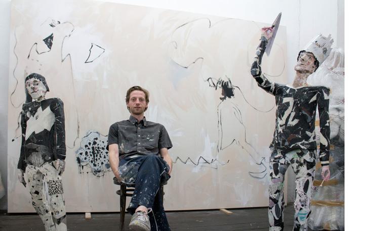 Kevin A. Rausch: Atelier