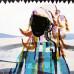 Cristina Fiorenza: acrylic color on paper, 56x74-cm
