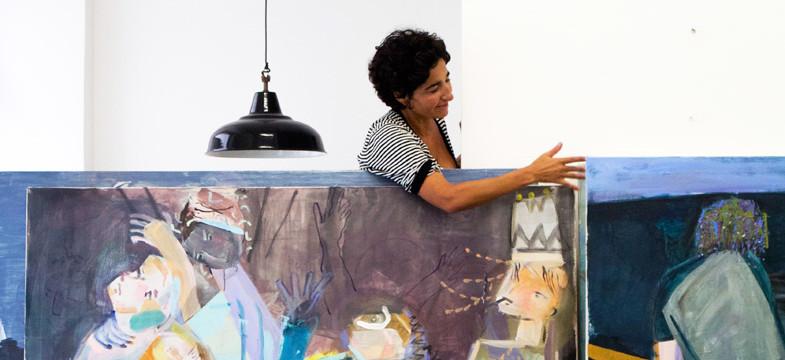 Cristina Fiorenza. Anarchisch und wild