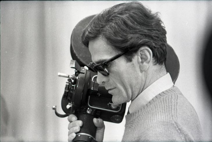 Pasolini: Film