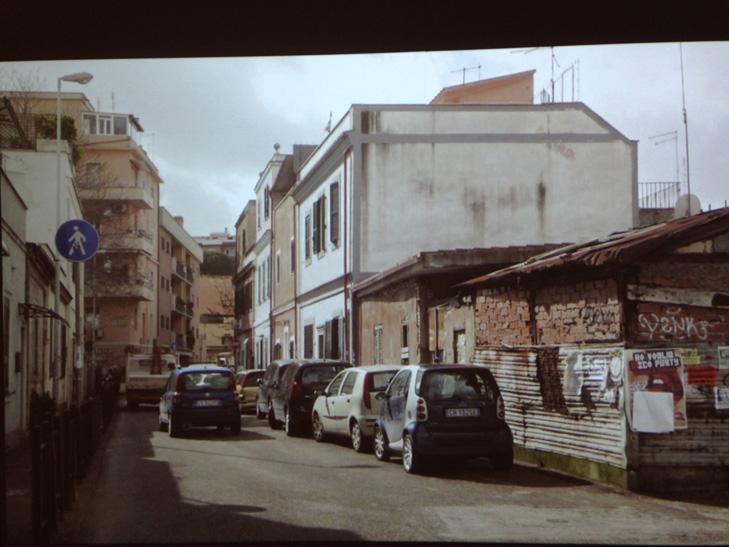 Pasolini: Rom