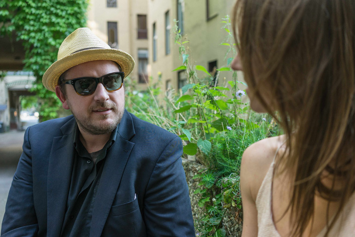 Stefan Strumbel m ARTberlin Interview