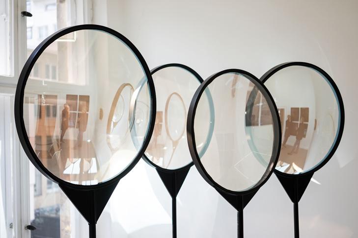 Galerie 401contemporary: Installationsansicht